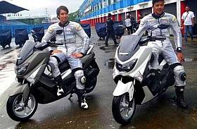 Yamaha NMAX 150 Tembus 123km/jam