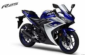Yamaha YZF-R25 ABS Dirilis Minggu Depan!