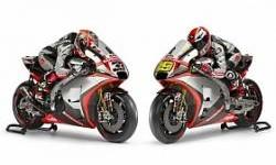 Livery TIm Balap MotoGP Aprilia Terungkap