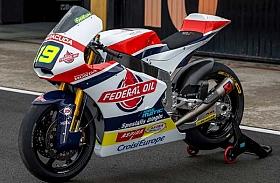 Xavier Simeon Bersama Federal Oil Gresini Moto2 Optimis Hadapi Seri Perdana Moto2