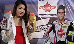 Federal Oil Tawarkan Pelumas Racing dengan Harga Spesial di Parjo 2015