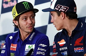 Marquez Pembalap yang Suka Bertaruh atau Tidak Sama Sekali
