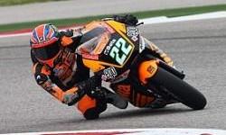 Sam Lowes Rajai Moto2 COTA
