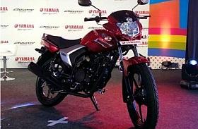 Yamaha Saluto Resmi Diluncurkan Di India