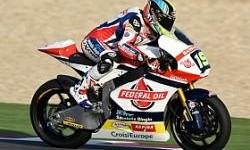 Xavier Simeon Bersama Tim Federal Oil Gresini Bersiap Hadapi GP Austin