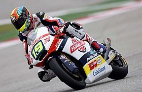 Xavier Simeon Raih Pole Position di Circuit of The Americas