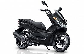 AHM Hadirkan Honda PCX Dengan Warna Baru