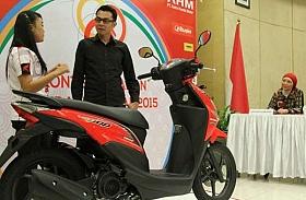 AHM Tingkatkan Kualitas Dengan Kontes Layanan Honda Nasional 2015