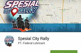 Aplikasi Android Spesial City Rally Sudah Tersedia di Play Store