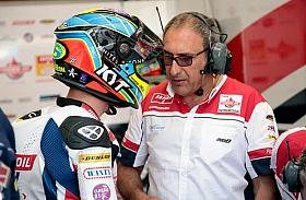 Fausto Gresini: Kecepatan Simeon Stabil