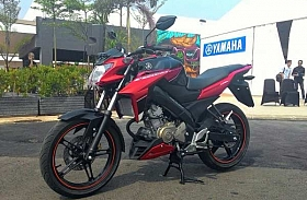 Intip Ubahan Yamaha New V-Ixion Advance