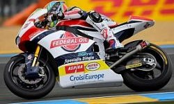 Luthi Juara, Xavier Simeon Petik Poin di Le Mans
