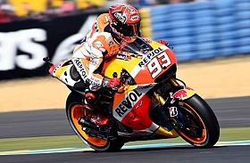 Marc Marquez Raih Pole Position di Sirkuit Le Mans Perancis