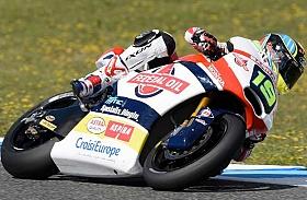 Perjuangan Keras Kualifikasi Jerez, Xavier Simeon Start di Baris ke-4