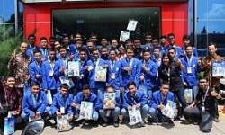 SMK Negeri 2 Yogyakarta Sambangi Pabrik Federal Oil