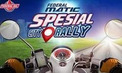 Special City Rally, Suguhan Berbeda Dari Federal Oil