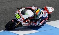 Finish di Posisi 5 Seri Jerez, Ini Penampilan Konsisten Simeon di Musim 2015