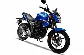 Suzuki Siap Luncurkan Sport Bike 150cc-nya