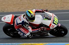 Beda 0,5 Detik dari Pole Position, Xavier Simeon Start dari Baris Ketiga di Le Mans