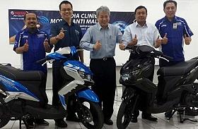 Yamaha GT 125 Autosafe Resmi Diluncurkan