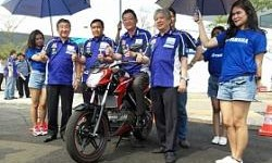 Yamaha New V-Ixion Advance Resmi Dirilis