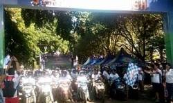 Federal Matic Spesial City Rally Jogyakarta, Pecaaah!!