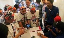 Federal Matic Spesial City Rally Sukes Goncang Surabaya