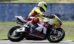 Honda Wahana Dunia Motor, Tampil Sebagai Wild Card di ARRC Seri 2