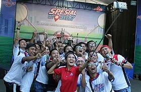 Konsumen Loyal Sukseskan Federal Matic Spesial City Rally Yogyakarta