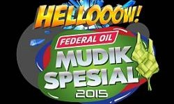 Mudik Spesial Ala Federal Oil, Seru dan Berhadiah