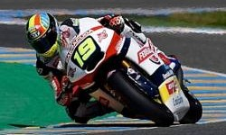 Jelang Seri 7 Moto2 di Catalunya, Tim FOGM2 Fokus Set Up Sasis