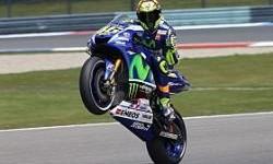 Valentino Rossi Pecahkan Rekor dan Pole Position di Assen