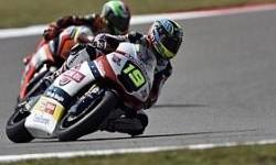 Xavier Simeon Menyerang di Latihan GP Belanda