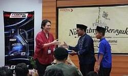 Erat Tali Silaturahmi, Federal Lubricants Gelar Buka Puasa Bersama Seluruh Staff
