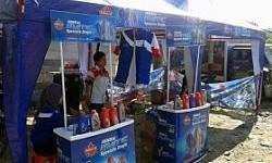 Medekatkan Diri ke Kosumen, Federal Oil Gelar Grebek Pasar di Palu