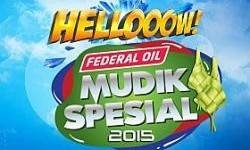 Pemenang Mudik Spesial Federal Oil Akan Diumumkan Minggu Ini