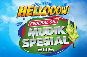 Federal Oil Ajak Mekanik dan Konsumen Mudik Bareng