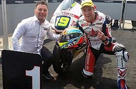 Xavier Simeon Juarai Kejuaraan Dunia Moto2 Jerman