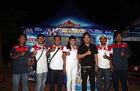 Federal Oil Support Jambore Nasional Mio Club Indonesia ke-8