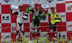 M Dwi Satria Sukses Raih Podium di Race 2 Kelas Supersport 600