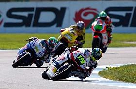 Moto2 Indianapolis, Pembuktian di Sirkuit High Speed