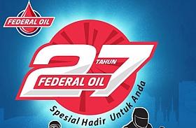 Di Hari Jadi ke-27, PT Federal Karyatama Akan Tetap Setia Menemani Konsumen Indonesia