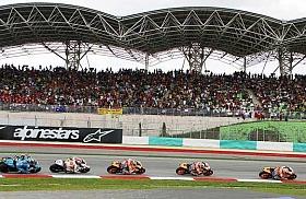 Serunya Nonton MotoGP Langsung di Sirkuit