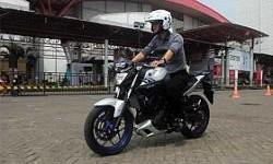 Test Ride Motor-Motor Keren di IIMS 2015