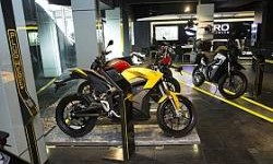 Zero Motorcycle Pamer Teknologi Ramah Lingkungan di IIMS 2015