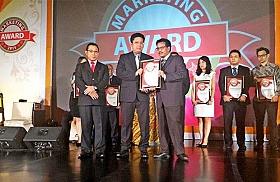 Terapkan Strategi Marketing yang Inovatif, Federal Oil Raih Marketing Award 2015