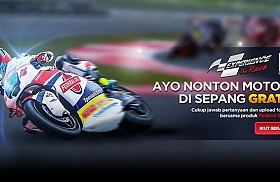 Nonton MotoGP Gratis Bersama Federal Oil, Masih Ada Waktu Untuk Ikutan