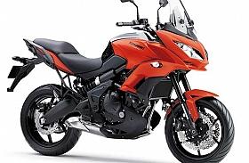 Kawasaki Versys 650, Tak Melulu Hijau