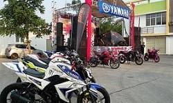 Federal Oil Meriahkan 3rd Anniversary Yamaha Byson Club Indonesia Chapter Tangerang