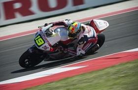 Menjelang Moto2 Aragon, Simeon dan Tim Kembali Kompetitif